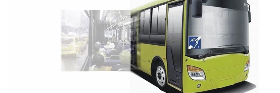 Pętla indukcyjna w autobusie