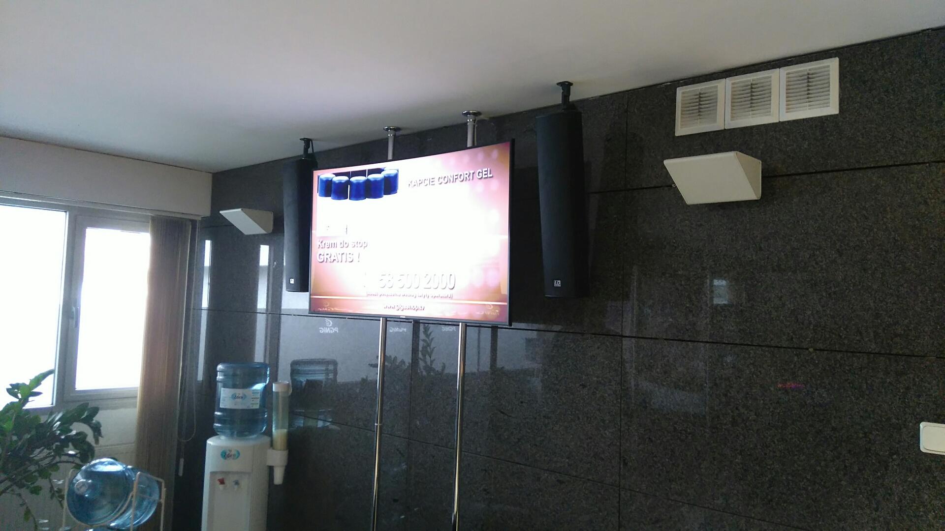 Pętle indukcyjne dla osób niedosłyszących montaż projekt dystrybucja